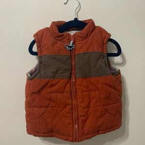 GYMBOREE | Fall/Winter Vest 12-24 Months